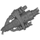 Warhammer 40k Bitz: Orks - Gargbot - Auspuff B