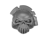 Warhammer 40K Bitz: Chaos Space Marines - Chaosterminatoren - Schulterpanzer B