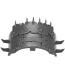 Warhammer 40k Bitz: Orks - Gargbot - Schulterpanzer A,...