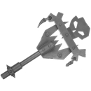 Warhammer 40k Bitz: Orks - Deff Dread - Accessory Q - Trophy Pole