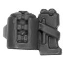 Warhammer 40k Bitz: Tau - Pathfinder Team - Accessory L - Grenade, Ammunition