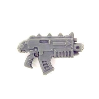 Warhammer 40K Bitz: Chaos Space Marines - Chaos Space Marines - Weapon P - Boltgun III