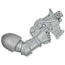 Warhammer 40k Bitz: Blood Angels - Death Company - Weapon F - Bolt Pistol