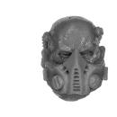 Forge World Bitz: Horus Heresy - Death Guard - Legion Heads Upgrade - Head B - MK IV
