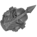 Forge World Bitz: Horus Heresy - Death Guard - Legion Heads Upgrade - Head C - MK IV