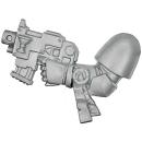 Warhammer 40k Bitz: Blood Angels - Death Company - Weapon I - Bolt Pistol