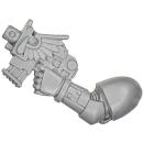 Warhammer 40k Bitz: Blood Angels - Todeskompanie - Waffe J - Boltpistole