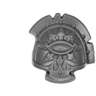 Warhammer 40K Bitz: Chaos Space Marines - Chaos Terminators - Shoulder Pad E