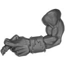 Warhammer 40k Bitz: Orks - Flash Gitz - Arm C - Left,...