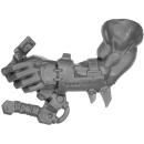 Warhammer 40k Bitz: Orks - Flash Gitz - Arm D - Links,...