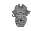 Warhammer 40k Bitz: Orks - Flash Gitz - Kopf G