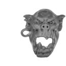 Warhammer 40k Bitz: Orks - Flash Gitz - Kopf I