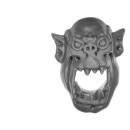 Warhammer 40k Bitz: Orks - Flash Gitz - Kopf J