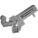 Warhammer 40k Bitz: Orks - Flash Gitz - Waffe A1 -...
