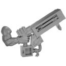 Warhammer 40k Bitz: Orks - Flash Gitz - Weapon A3 -...