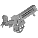 Warhammer 40k Bitz: Orks - Flash Gitz - Waffe A4 -...