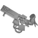 Warhammer 40k Bitz: Orks - Flash Gitz - Weapon A4 - Snazzgun IV