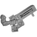 Warhammer 40k Bitz: Orks - Flash Gitz - Weapon A5 -...