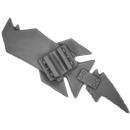 Warhammer 40k Bitz: Orks - Flash Gitz - Accessoire V06 - Trophänstangän-Spitze VI