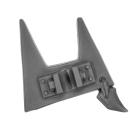 Warhammer 40k Bitz: Orks - Flash Gitz - Accessoire V10 - Trophänstangän-Spitze X