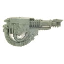 Warhammer 40K Bitz: Imperial Guard - Imperial Sentinel - Weapon B1 - Lascannon