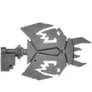 Warhammer 40k Bitz: Orks - Mega Nobz -...