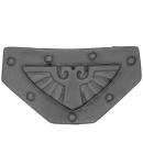 Warhammer 40k Bitz: Astra Militarum - Bullgryns, Ogryns, Nork Deddog - Accessory K - Chest Plate