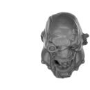 Warhammer 40k Bitz: Astra Militarum - Bullgryns, Ogryns, Nork Deddog - Head I1 - Nork Deddog