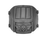 Warhammer 40k Bitz: Astra Militarum - Bullgryns, Ogryns, Nork Deddog - Accessory N - Shoulder Pad