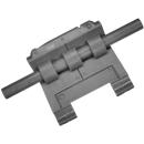 Warhammer 40k Bitz: Orks - Mek Gun - Chassis B - Bodenplatte