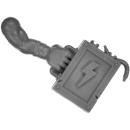 Warhammer 40k Bitz: Orks - Mek Gun - Grotarm C - Rechts, Koffer