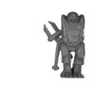 Warhammer 40k Bitz: Orks - Mek Gun - Grotkörper F