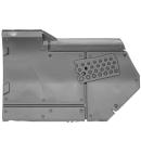 Warhammer 40k Bitz: Orks - Mek Gun - Hauptkörper B - Panzerplatte, Rechts