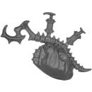 Warhammer 40k Bitz: Dark Eldar - Wracks - Hump Back D
