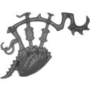 Warhammer 40k Bitz: Dark Eldar - Wracks - Hump Back E