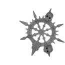 Warhammer AoS Bitz: CHAOS - Gorebeast Chariot - Accessory...