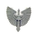 Warhammer 40K Bitz: Dark Angels - Ravenwing Accessories - Accessoire M2 - Symbol II