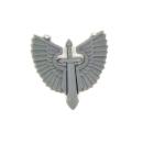 Warhammer 40K Bitz: Dark Angels - Ravenwing Accessories - Accessoire M4 - Symbol IV
