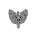 Warhammer 40K Bitz: Dark Angels - Ravenwing Accessories - Accessoire M5 - Symbol V