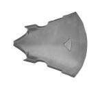 Warhammer AoS Bitz: CHAOS - 012 - Skullcrushers - Accessory H1 - Head Plate I