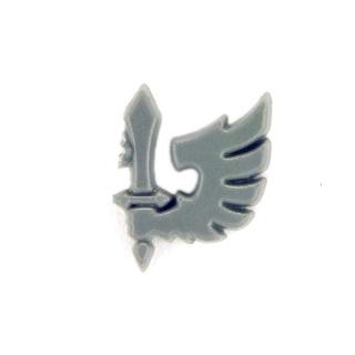 Warhammer 40K Bitz: Dark Angels - Ravenwing Accessories - Accessory E1 - Emblem I