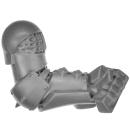 Warhammer AoS Bitz: CHAOS - 012 - Skullcrushers - Arm A - Left
