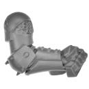 Warhammer AoS Bitz: CHAOS - 012 - Skullcrushers - Arm D - Left