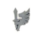 Warhammer 40K Bitz: Dark Angels - Ravenwing Accessories - Accessoire K1 - Standartenspitze I
