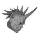 Warhammer AoS Bitz: Chaos - Hellstriders - Head E