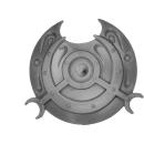 Warhammer AoS Bitz: Chaos - Höllenjäger - Schild A