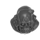 Warhammer AoS Bitz: CHAOS - Putrid Blightkings - Kopf L -...