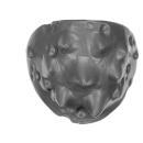 Warhammer AoS Bitz: CHAOS - Putrid Blightkings - Schulterpanzer D - (King C)