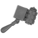 Warhammer 40k Bitz: Blood Angels - BA Tactical Squad - Accessory H - Belt Pouch+Grenade