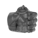 Warhammer 40k Bitz: Blood Angels - BA Tactical Squad -  Arm W1 - Hand I, Left, Grenade